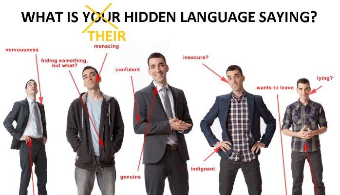 Limbajul Trupului te tradeaza