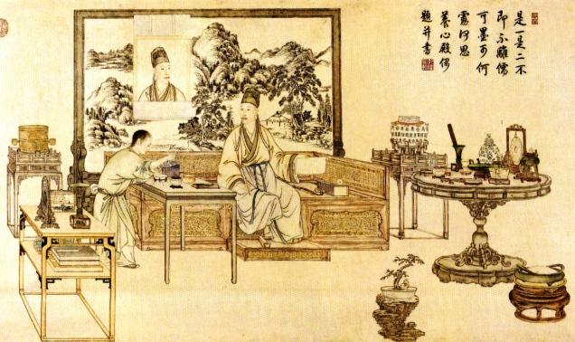 Scurt istoric al metodei chinezesti de citire a fetei