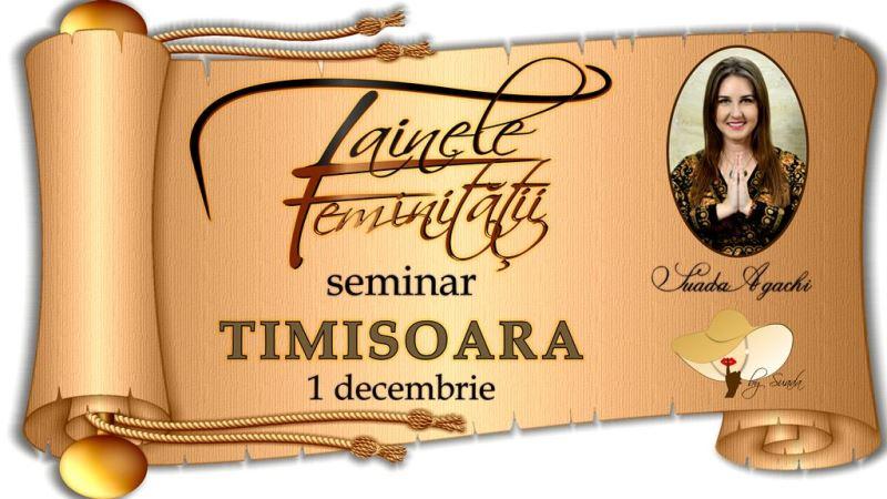 http://suada.ro/timisoara-seminar-tainele-feminitatii/