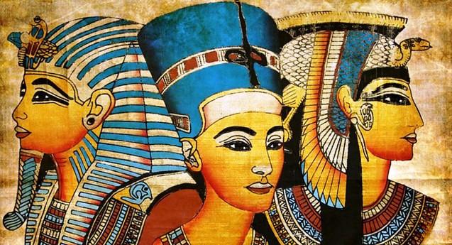 MACHIAJUL IN EGIPTUL ANTIC